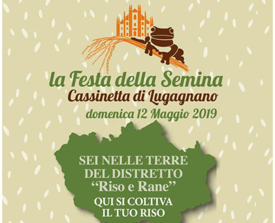 Festa della Semina, domenica 12 maggio, Zafferano Leprotto