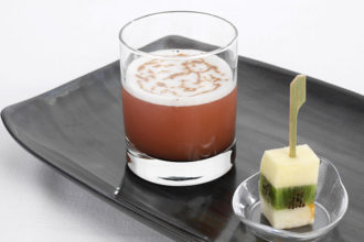 Cocktail Agrodolce, ricetta realizzata con Aceto Balsamico Tradizionale di Modena DOP Extra Vecchio Gelso