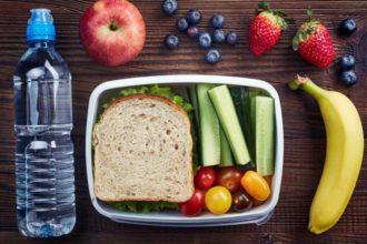 consigli alimentari contro lo stress da rientro a scuola